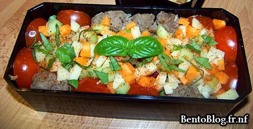 Bento #24 : Salade