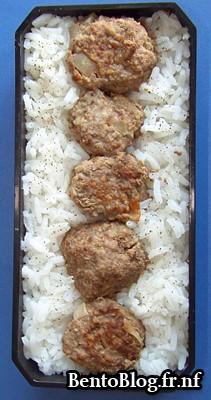 Recette rapide du jour : boulettes de viande