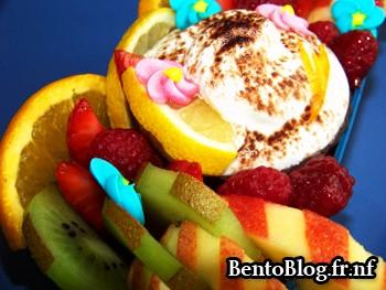 Ses fruits...