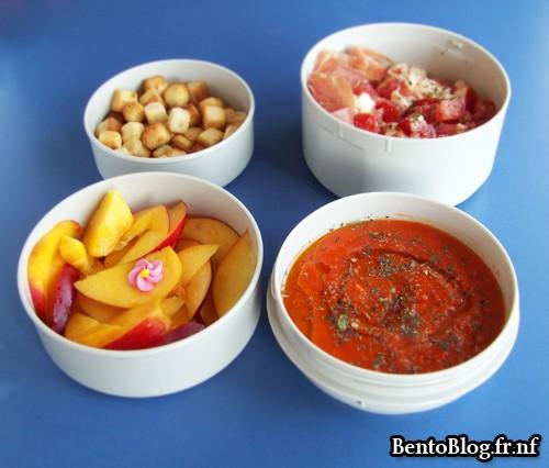 Bento tomate