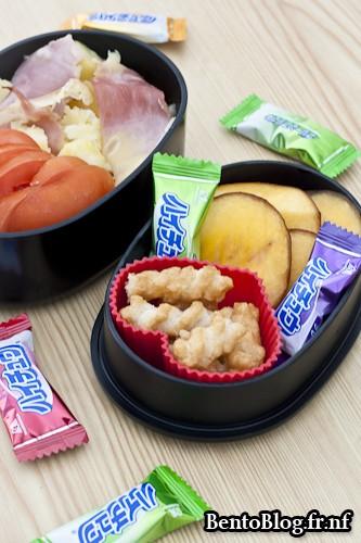 snacks asiatiques