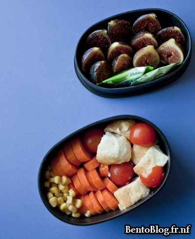 Bento 174 : figues