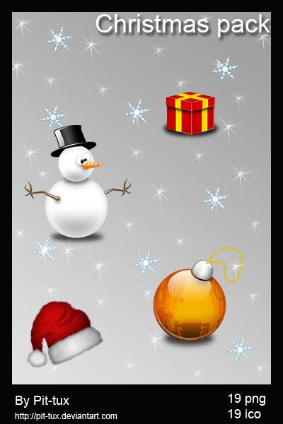 Icones de Noël gratuites