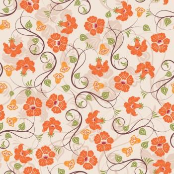 motif fleur arrière-plan blog