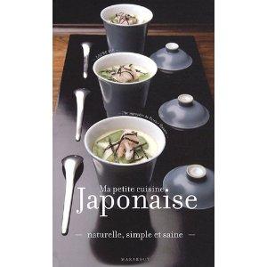 ma cuisine japonaise livre