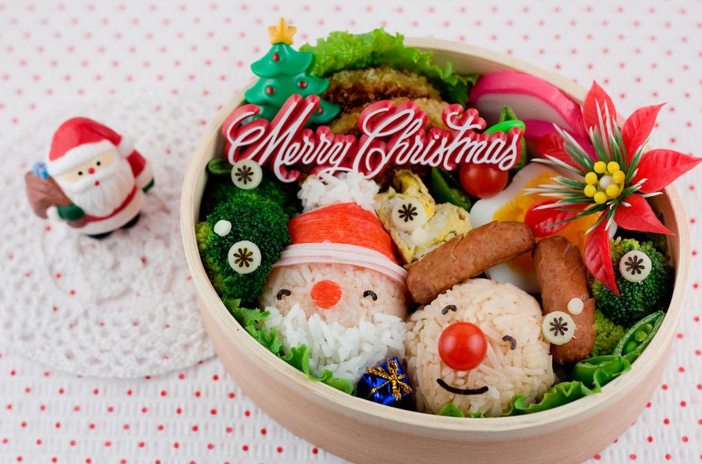 Joyeux Noël Bento