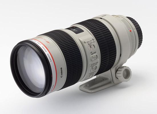 canon 70 200 mm objectif télézoom