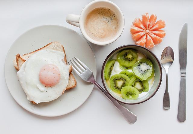 Projet Photo 52 petit-déjeuner