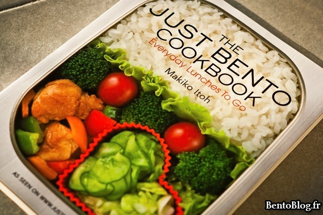 The Just Bento Cookbook avis