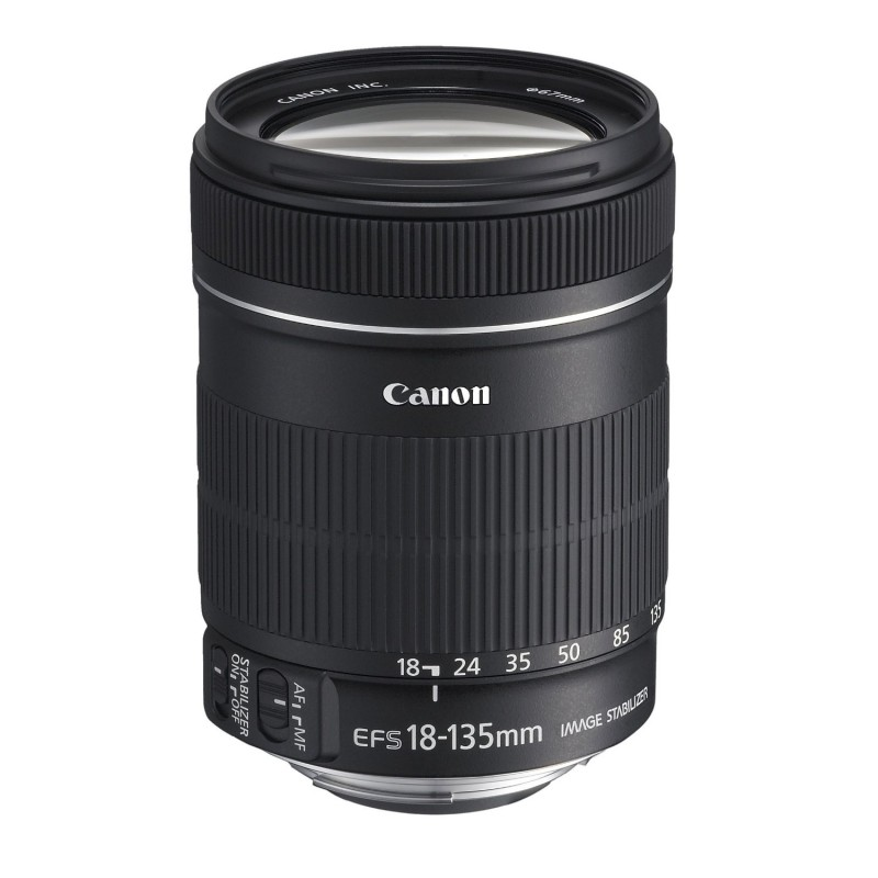 Canon 18-135 mm objectif photo polyvalent