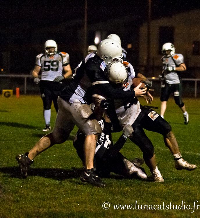 Football américain Centaures Black Panthers