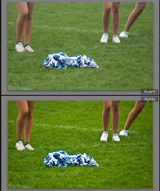 Photographie cheerleading chaussures