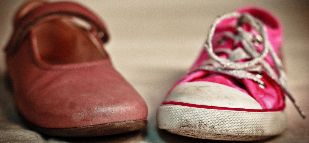 Chaussure photographie