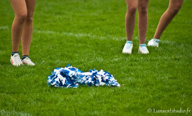 Cheerleading chaussures photographie