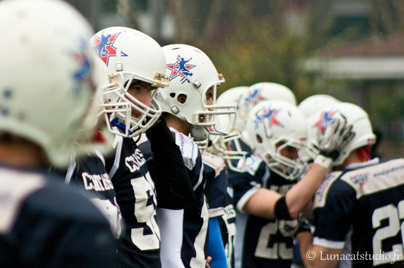 Photographie football américain Centaures