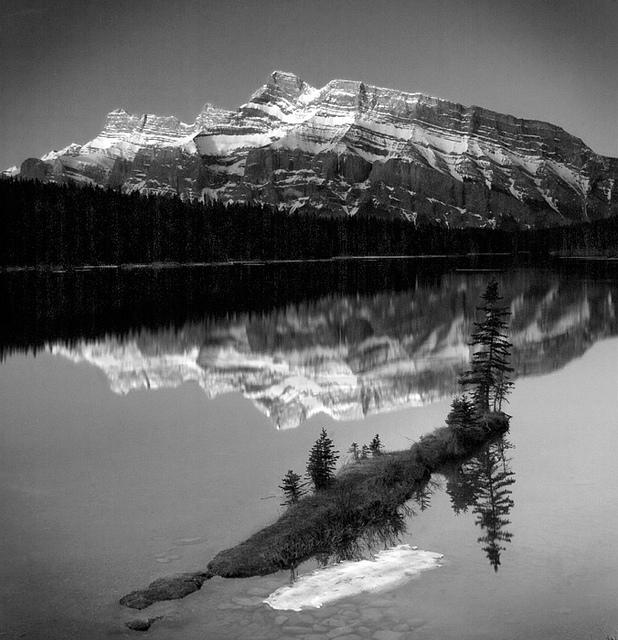 Photographie noir et blanc inspiration