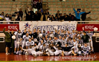 Football américain Centaures de Grenoble