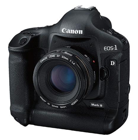 Canon 1D Mark III appareil photo numérique