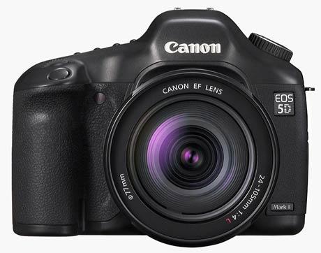 Canon 5D Mark II appareil photo numérique