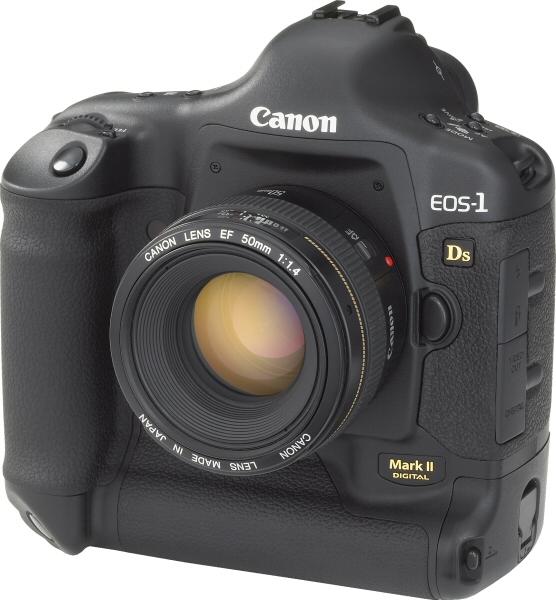 Canon 1Ds Mark II appareil photo numérique