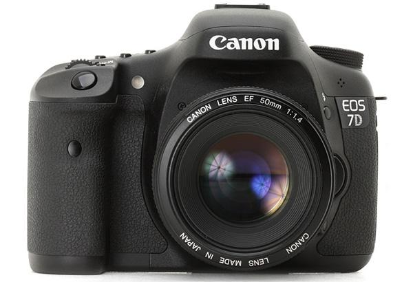 Canon 7D appareil photo numérique