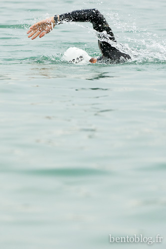 Photographie de sport triathlon
