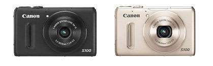 Canon compact PowerShot S100