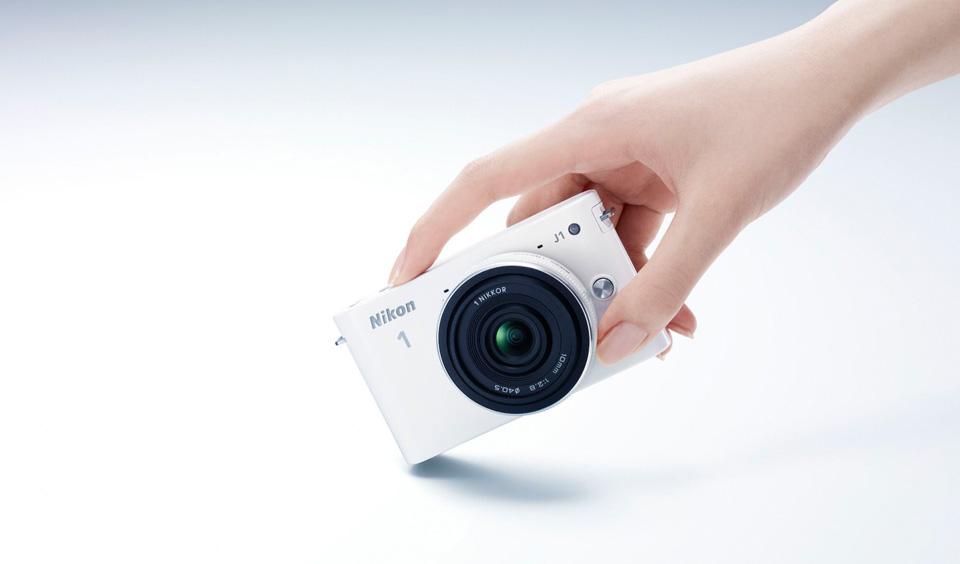 Appareil photo compact Nikon 1 J1