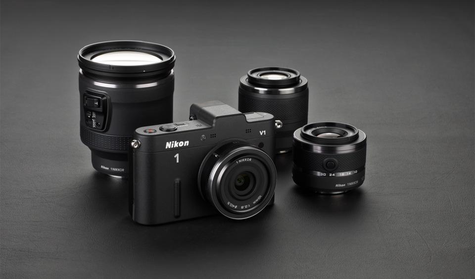 Appareil photo compact Nikon 1 V1