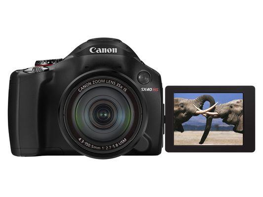 Canon powershot sx40 hs bento blog for Ecran appareil photo canon