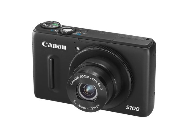 Appareil photo compact Canon Powershot S100