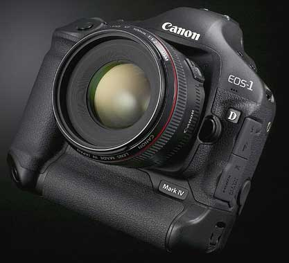 Canon 1D Mark IV
