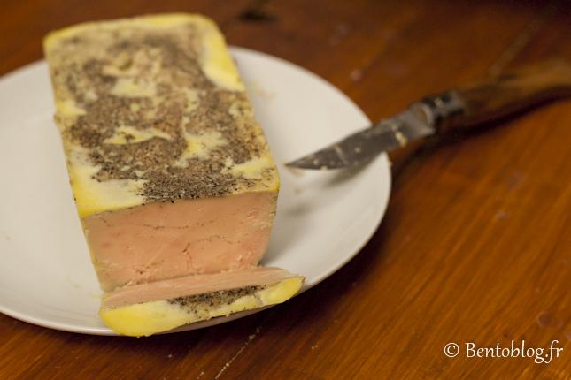 foie gras maison recette simple et rapide bento