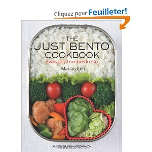 The Just Bento Cookbook