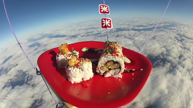 Maki sushi espace