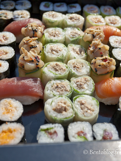 Sushishop test maki sushi