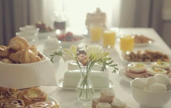 Désastre au petit-déjeuner, la vidéo