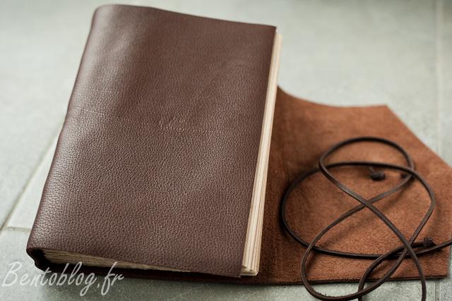 shopping carnets de voyage en cuir rustique bento blog. Black Bedroom Furniture Sets. Home Design Ideas