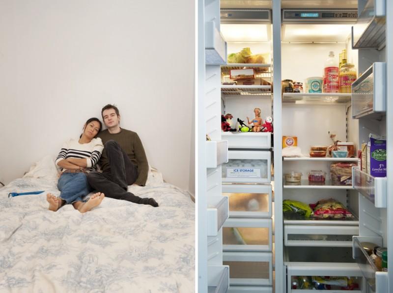Photographiez votre frigo bento blog - Frigo qui fuit ...
