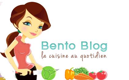 Bento Blog, la cuisine au quotidien