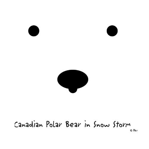 mug ours polaire